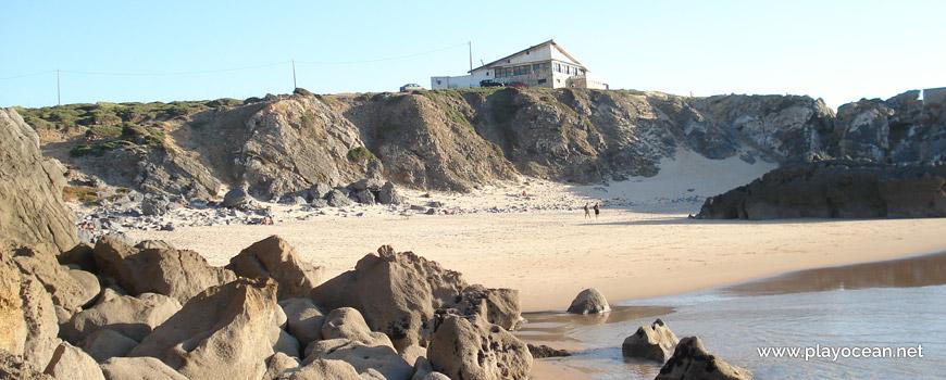 Areal da Praia do Abano