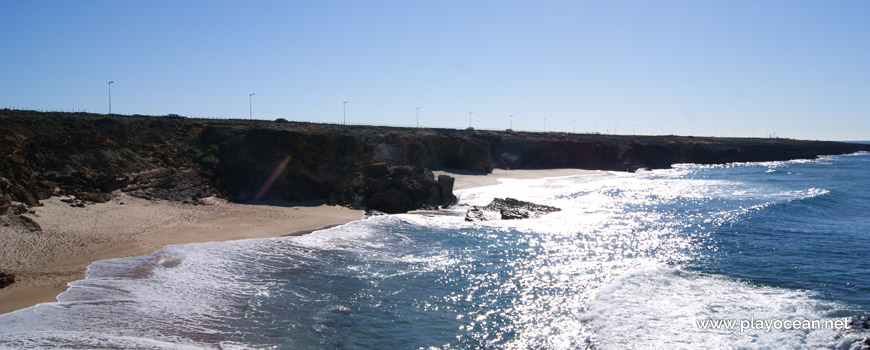 Panorâmica da Praia da Arriba