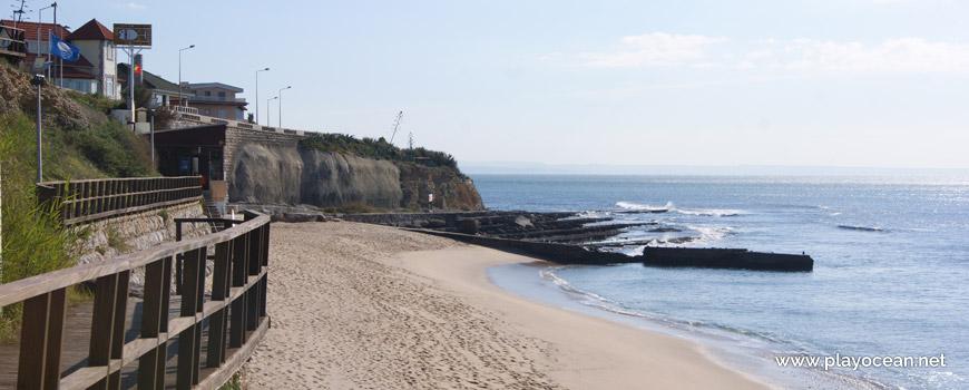 Acesso à Praia das Avencas