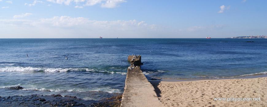 Pontão na Praia das Avencas