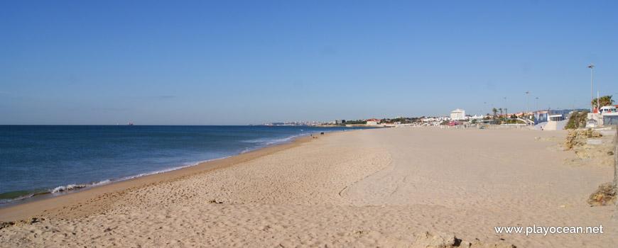 Oeste na Praia de Carcavelos