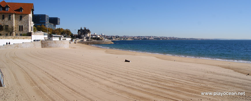 Areal, Praia da Conceição