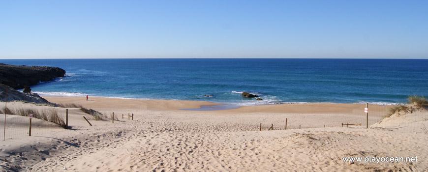 Mar na Praia da Crismina