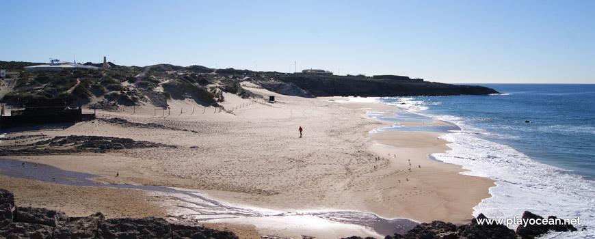 Sul da Praia da Crismina