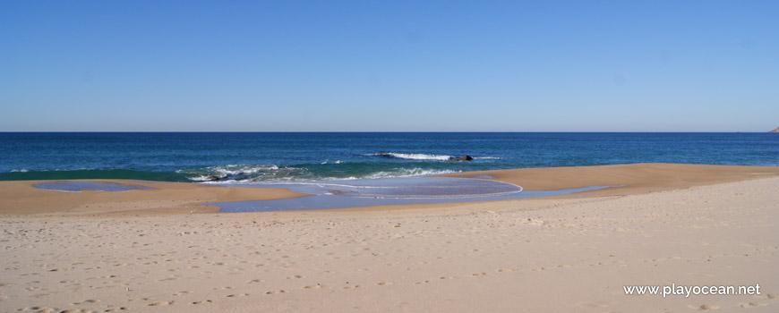 Beira-mar, Praia da Crismina