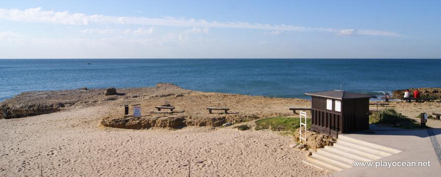 Parque de merendas, Praia dos Gémeos