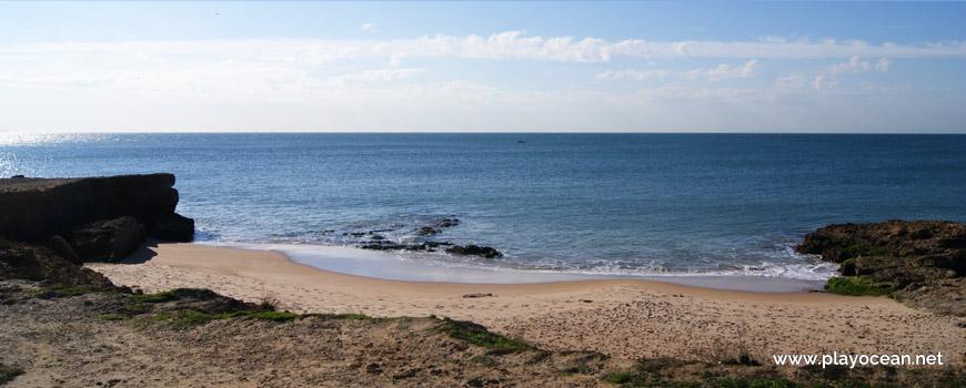 Mar na Praia dos Gémeos