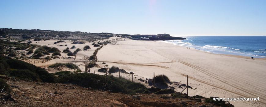 Sul na Praia Grande do Guincho