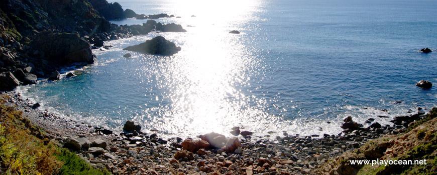 Beira-mar na Praia da Grota