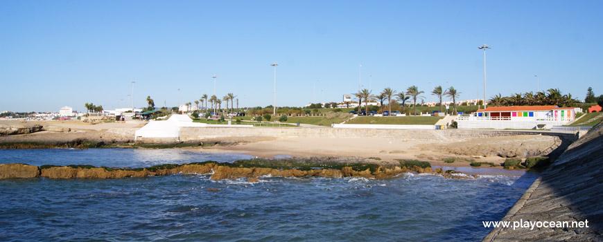 Vista para a Praia do Moinho