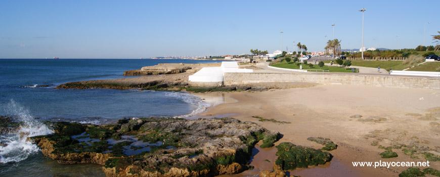 Oeste na Praia do Moinho
