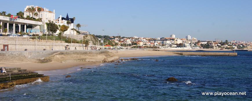 Panorâmica da Praia das Moitas