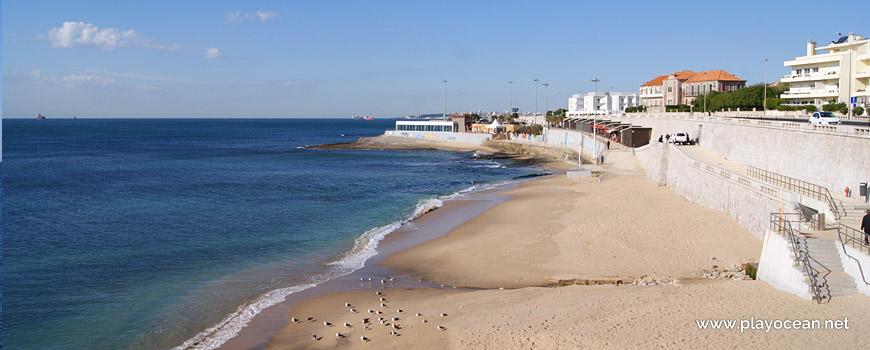 Ribeiro na Praia da Parede
