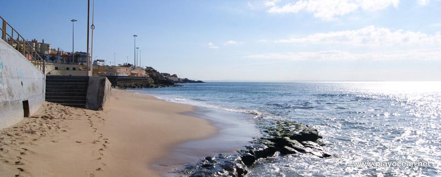 Acesso à Praia da Parede