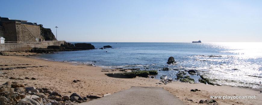 Rampa na Praia da Poça