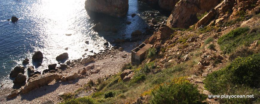 Praia do Porto do Touro