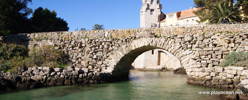 Ponte românica, Praia de Santa Marta