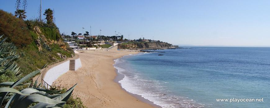 Este da Praia de São Pedro do Estoril