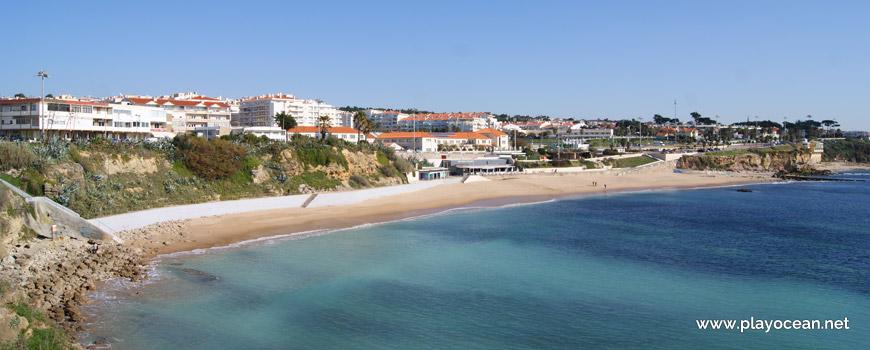 Panorâmica da Praia de São Pedro do Estoril