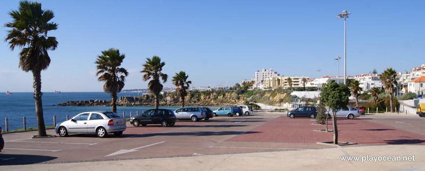 Estacionamento, Praia de São Pedro do Estoril