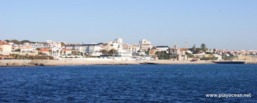 Panorâmica da Praia do Tamariz