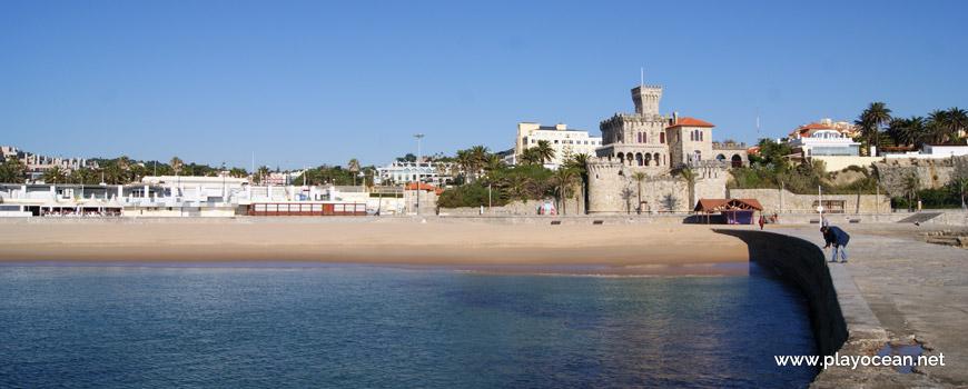 Zona Este na Praia do Tamariz
