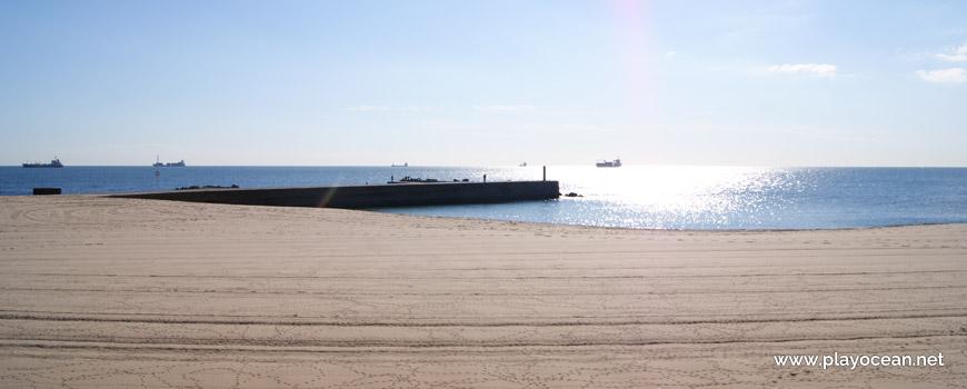 Areal Este, Praia do Tamariz
