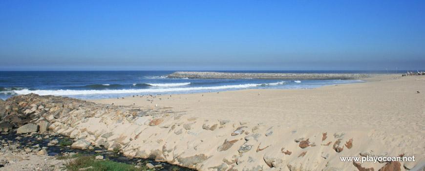 Norte da Praia do Bairro Piscatório