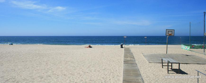 Oeste da Praia da Frente Azul