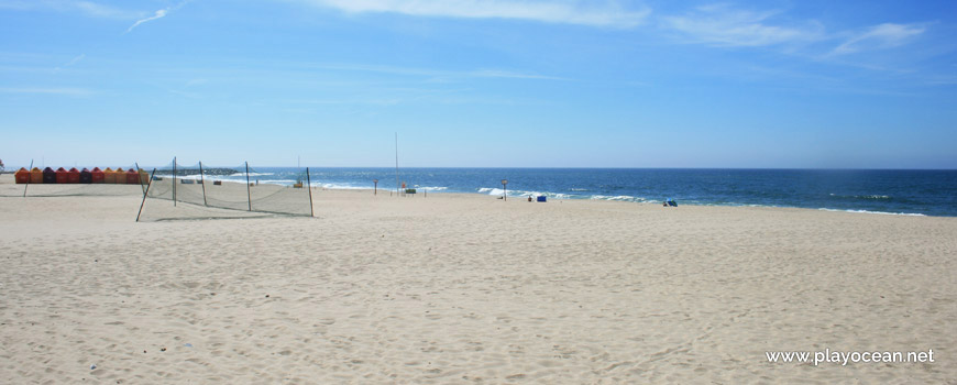 Areal, Praia da Frente Azul