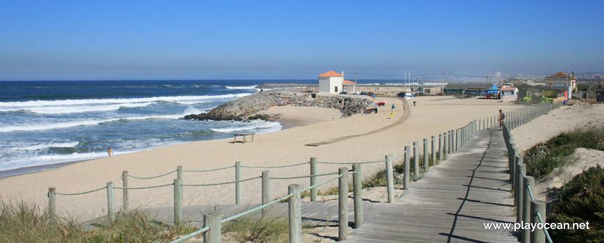 Praia de Paramos Beach