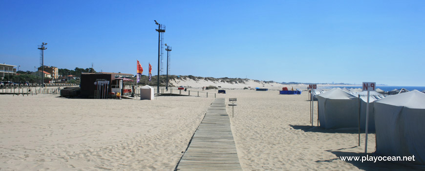 Praia de Apúlia Beach