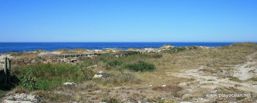 Dunas, Praia de Barrelas