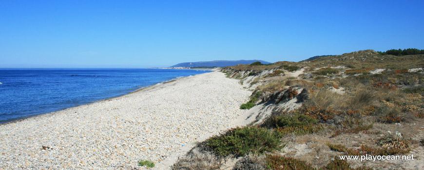 North of Praia de Belinho Beach