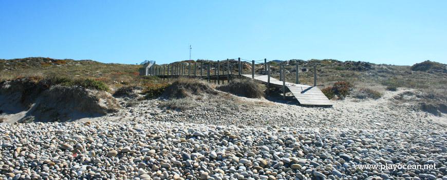 East of Praia de Belinho Beach