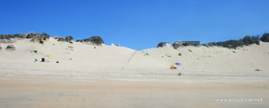Dune at Praia da Bonança Beach