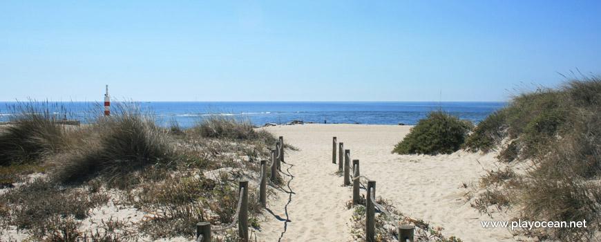 Acesso à Praia de Esposende