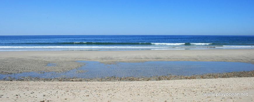Mar na Praia de Esposende