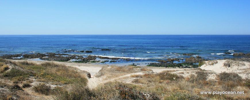 Mar na Praia de Marinhas