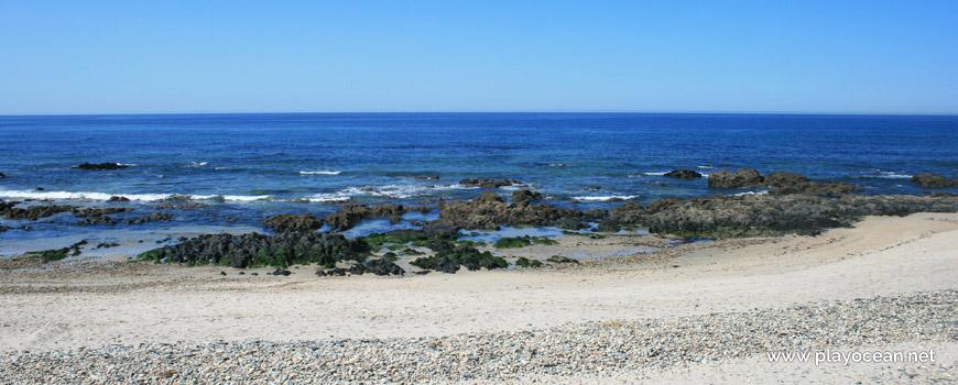 Beira-mar, Praia de Marinhas