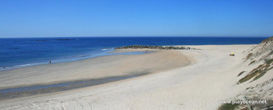 Pier, Praia Nova Beach