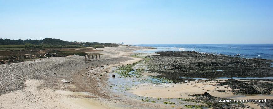 Sul da Praia de Rio de Moinhos