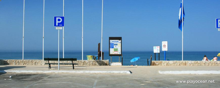 Entrada da Praia de Faro (Mar)