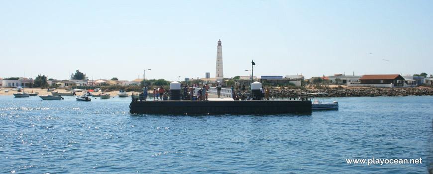Wharf of Farol Island