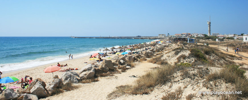 Praia da Ilha do Farol (Mar)