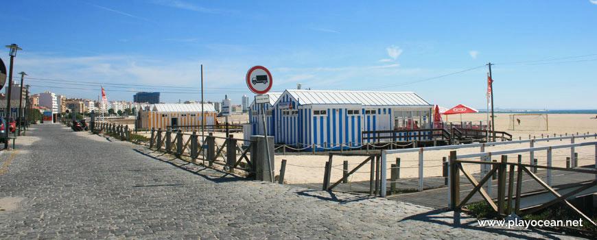 Entrada da Praia de Buarcos