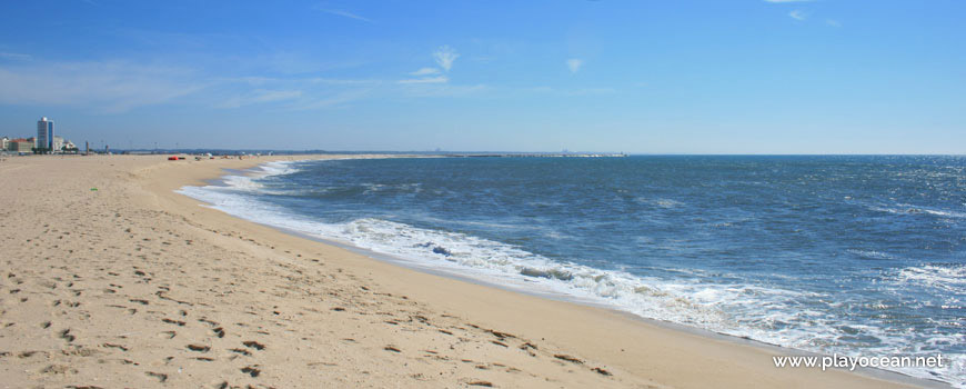 Mar na Praia de Buarcos