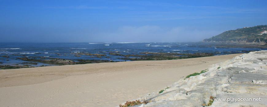 Rochas, Praia do Cabo Mondego