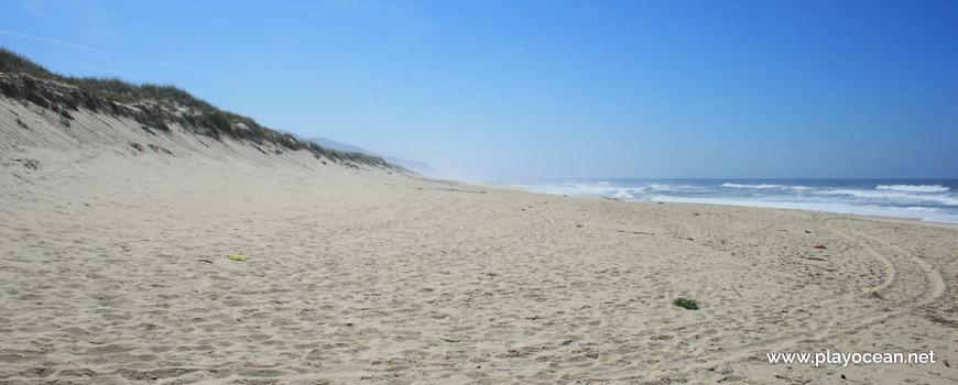 Sul na Praia da Costinha
