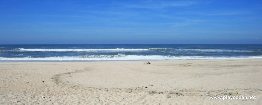 Mar na Praia da Costinha